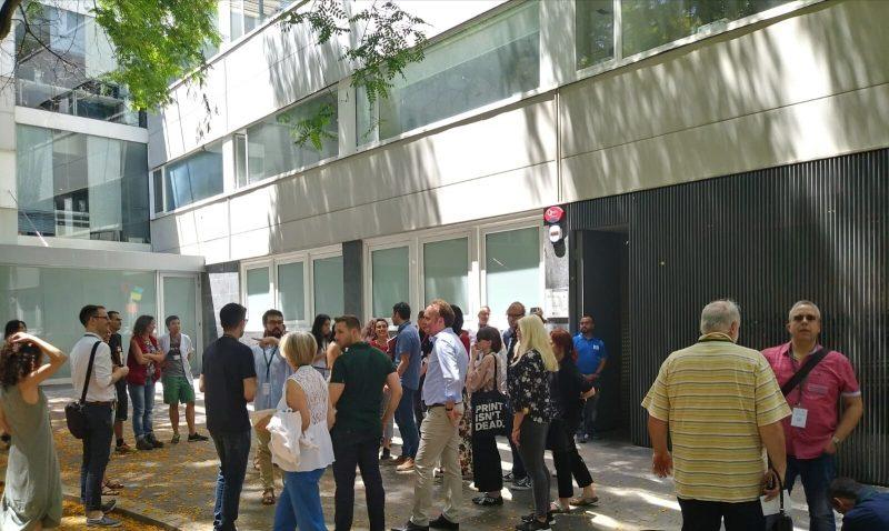 ABD i ASPB reuneixen a Barcelona els experts europeus en sales de consum de drogues
