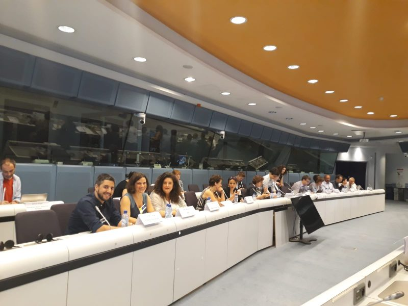ABD participates in the new Civil Society Forum on Drugs of the European Commission