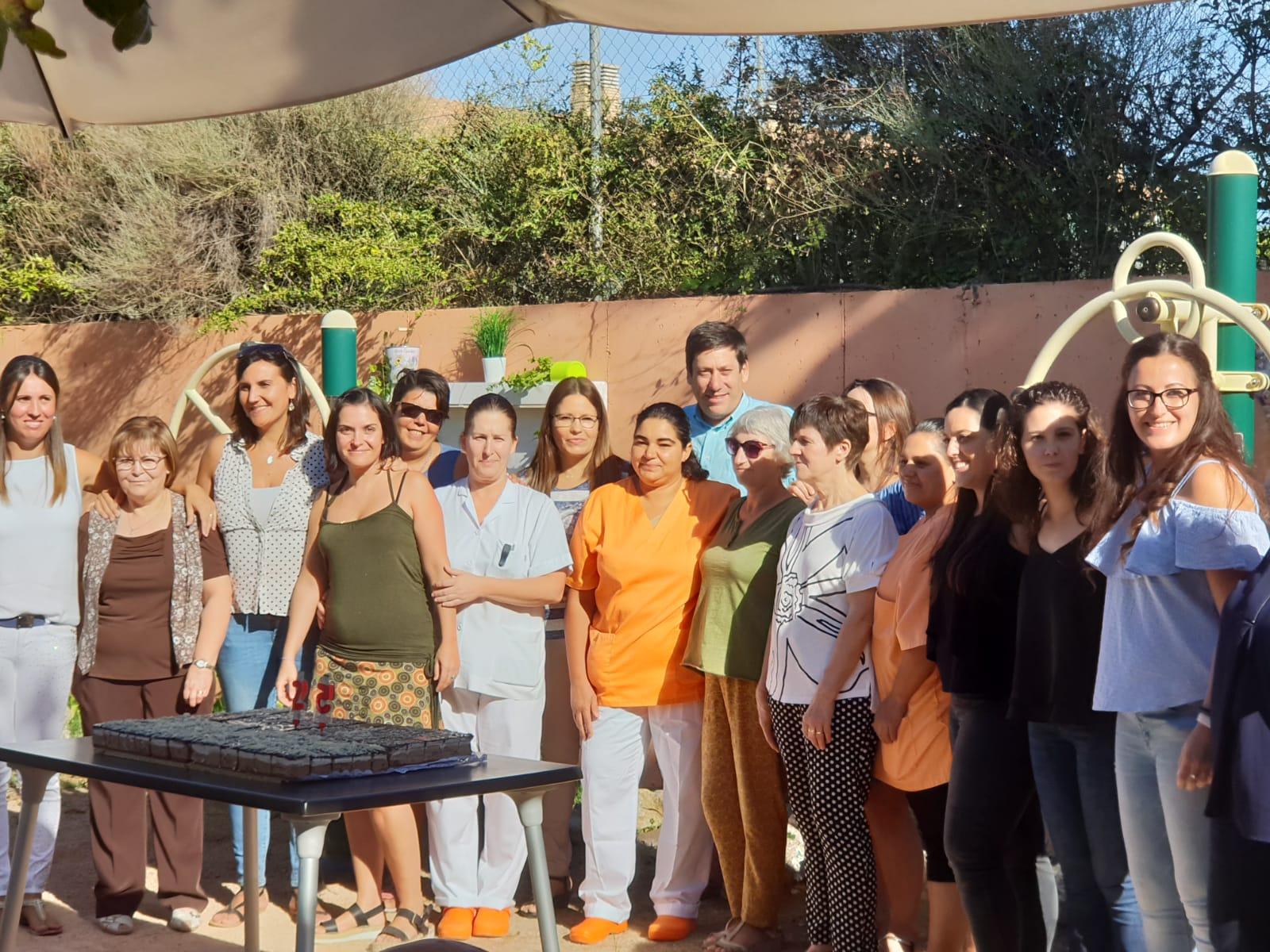 25 aniversario de la Residencia y Centro de Día Sant Pere Claver de Verdú