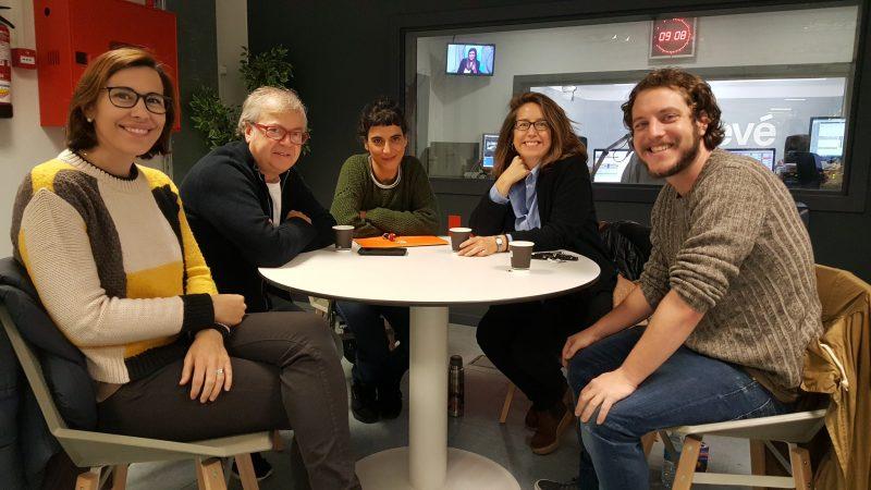 La coordinadora d'Energy Control Núria Calzada qüestiona la situació d'alegalitat del cànnabis a Espanya