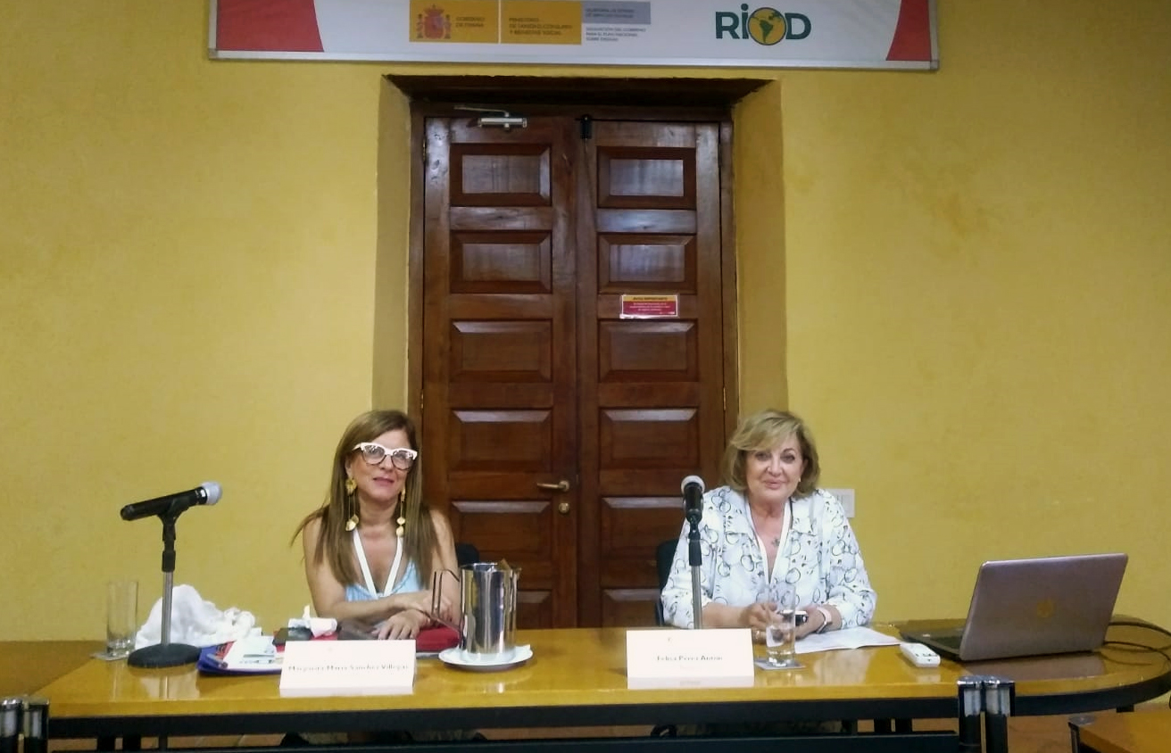 ABD participa en una formació de la RIOD sobre reducció de danys en el consum de drogues, a Colòmbia