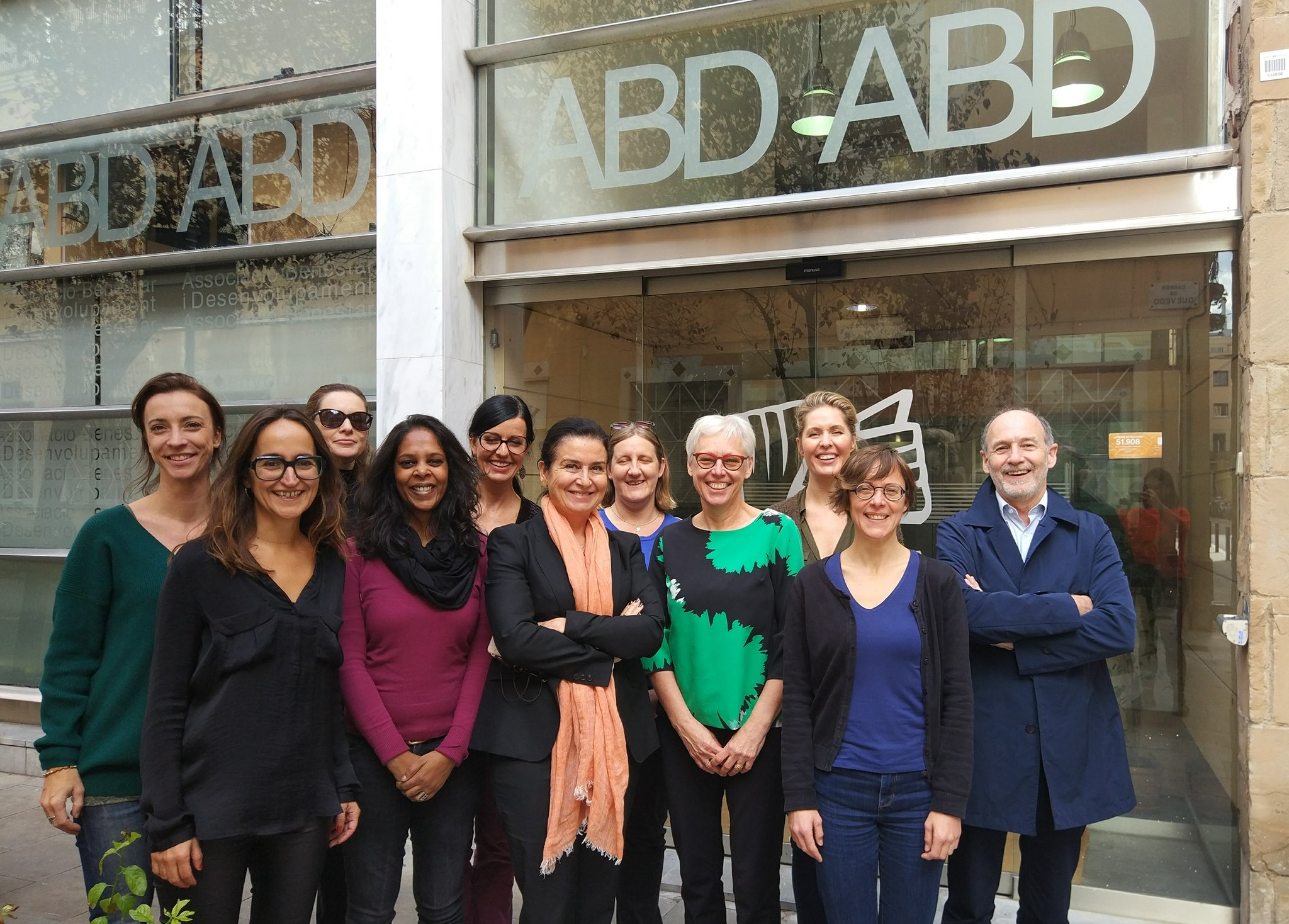 European Project Social Economy For Care Visits ABDs Facilities To Exchange Knowledge With