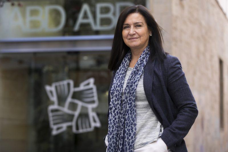 La gerent d'ABD, Àngels Guiteras, compareix al Parlament de Catalunya