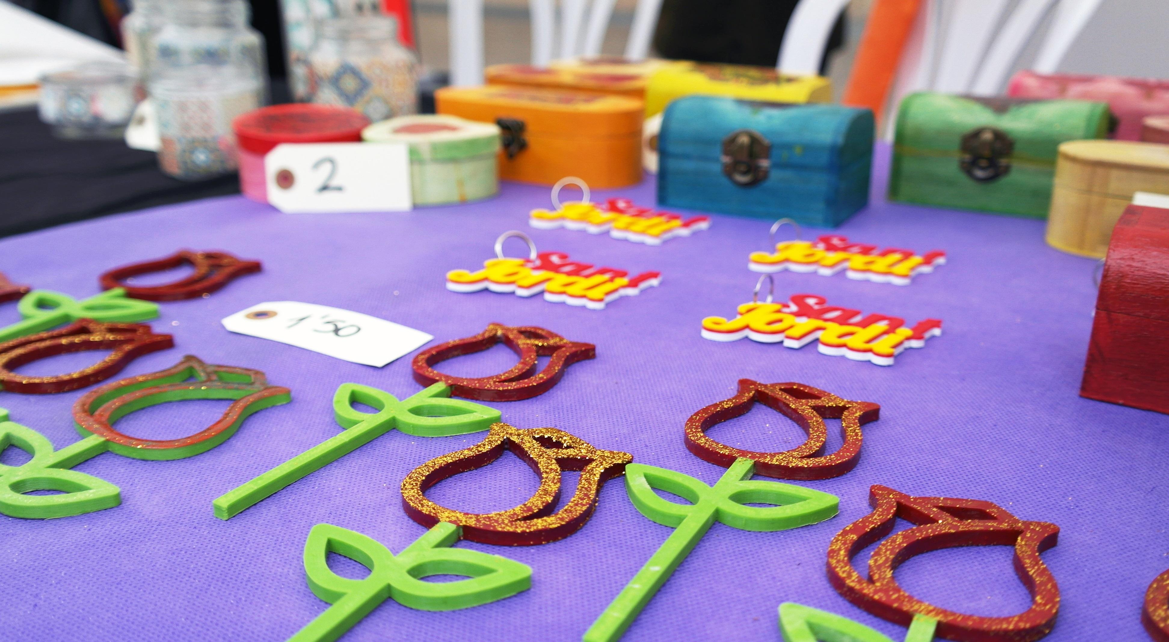 ABD celebra el Sant Jordi amb moltes activitats