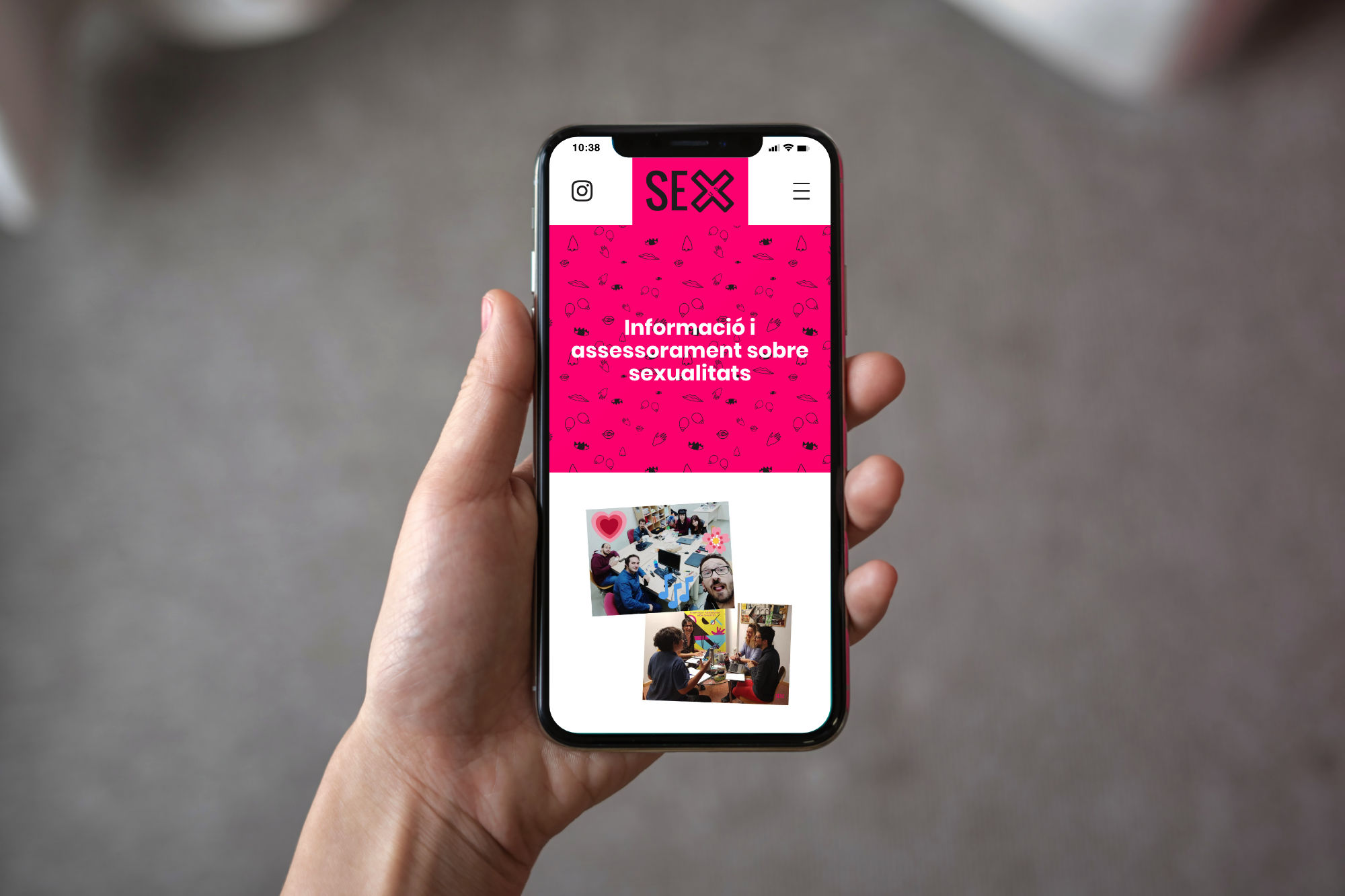 El programa Sexus d'ABD estrena web per promoure l'educació i la salut sexual des d'una perspectiva de gènere i drets
