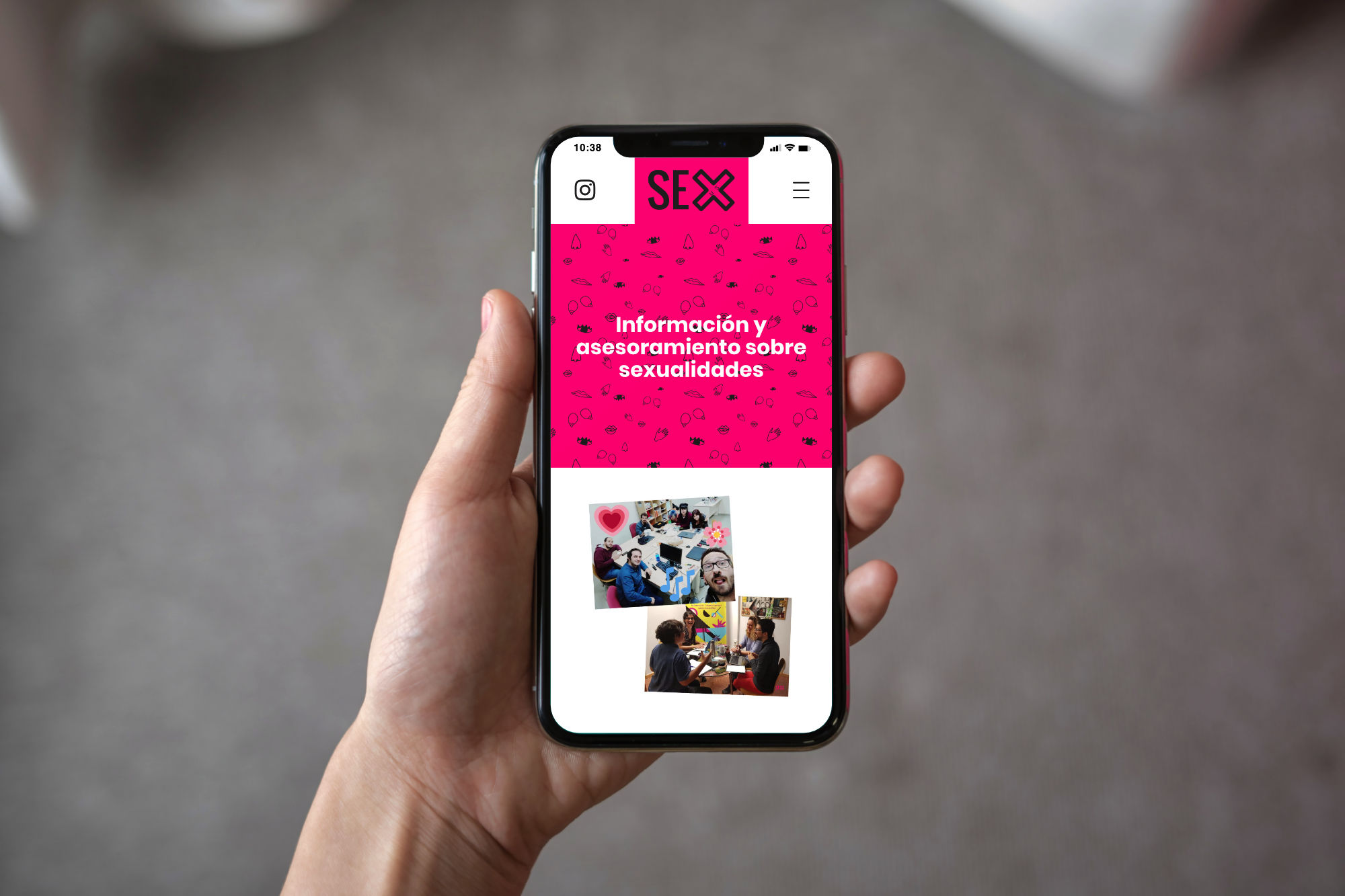 El programa Sexus de ABD estrena web para promover la educación y la salud sexual desde una perspectiva de género y derechos