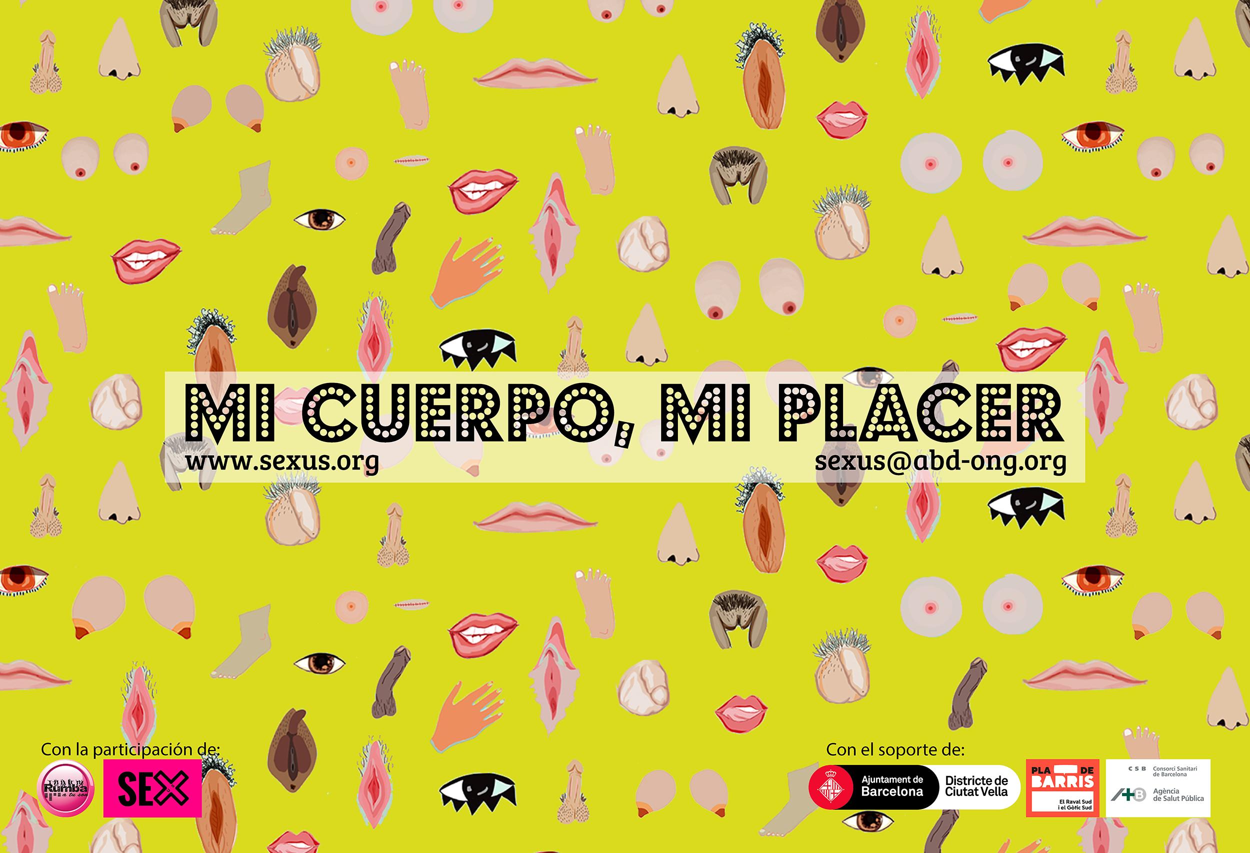 Sexus&Rumba, un projecte pilot de promoció de la salut sexual entre joves, en espais d'oci nocturn del Raval i el Gòtic