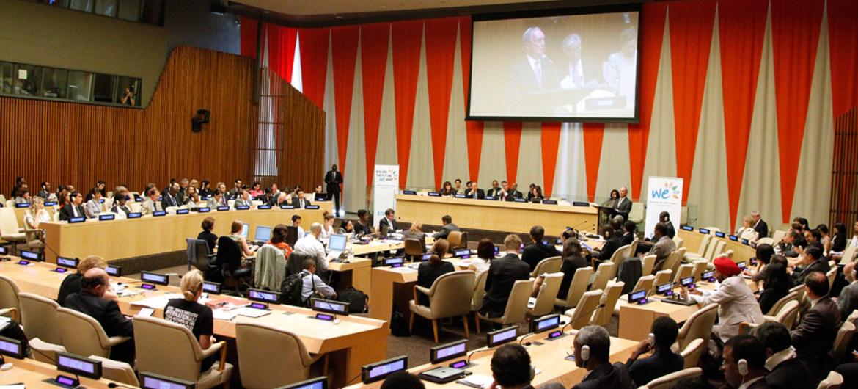 El Consell Econòmic i Social de les Nacions Unides ECOSOC reconeix a l'Associació Benestar i Desenvolupament ABD com a entitat consultiva especial