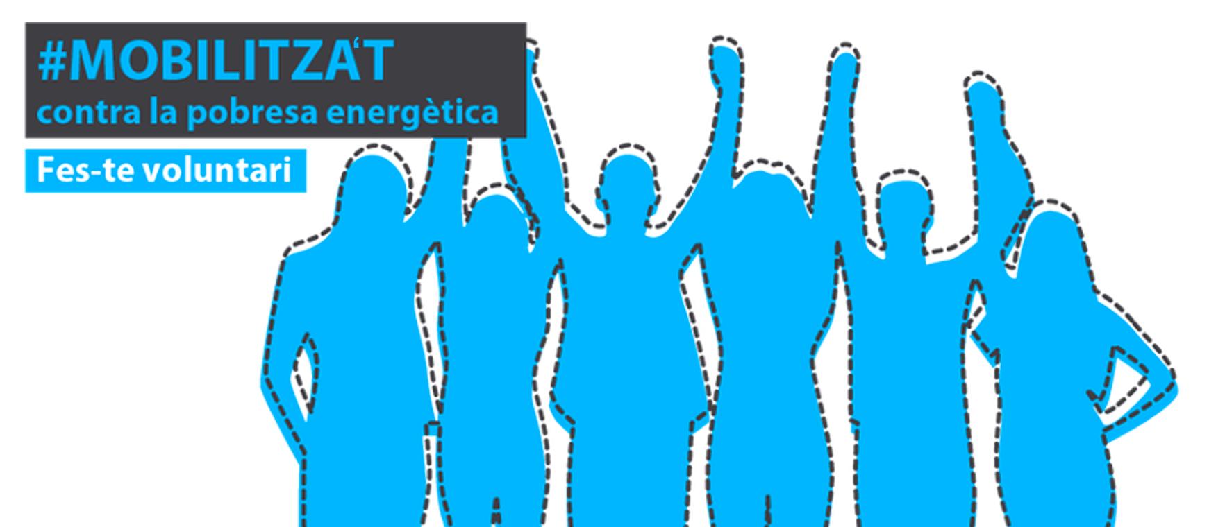 El programa Energia Justa obre les inscripcions a una formació de voluntariat contra la pobresa energètica