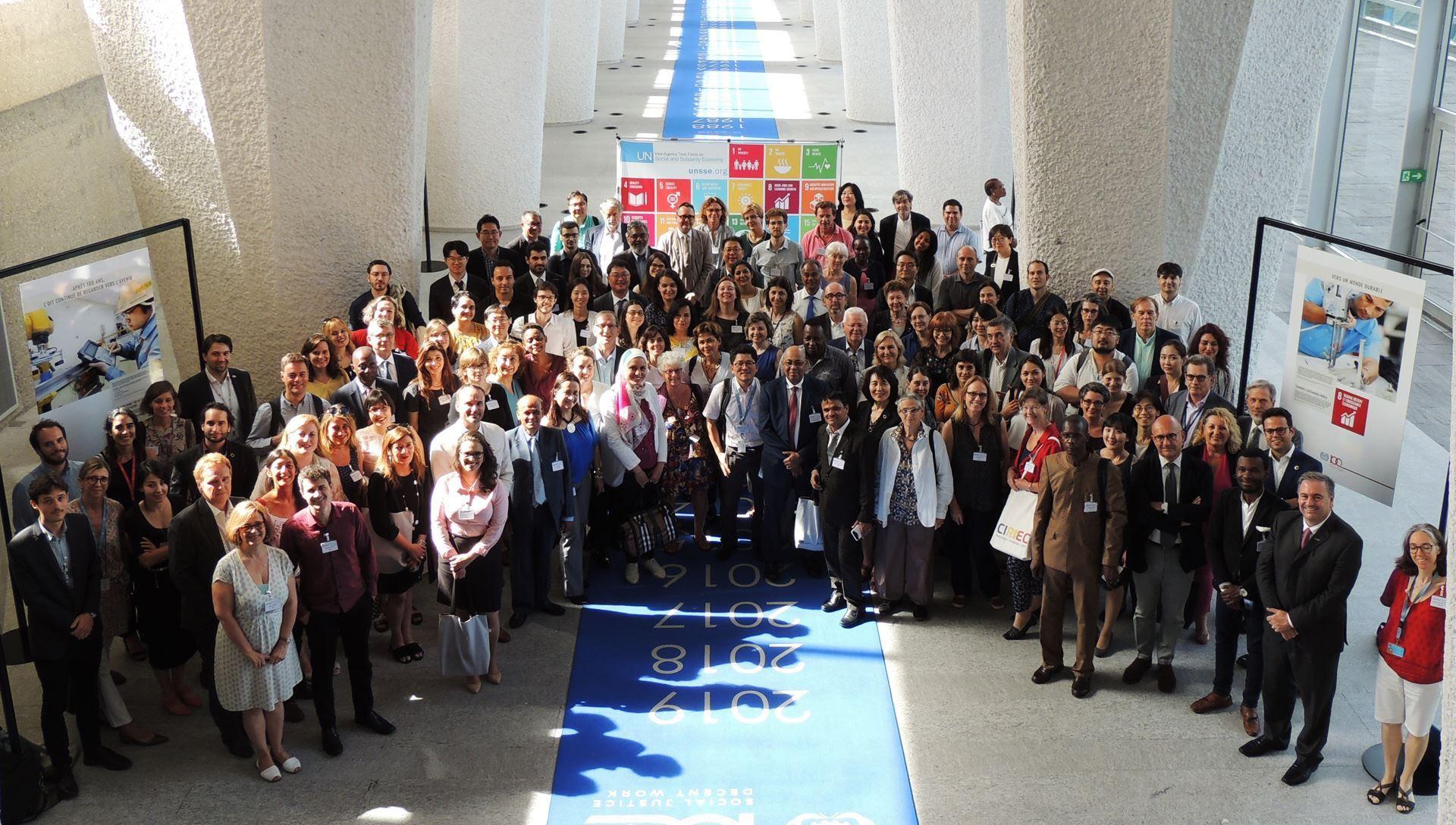 Naciones Unidas incluye la red Euclid como observadora del Grupo de Trabajo sobre Economía Social y Solidaria