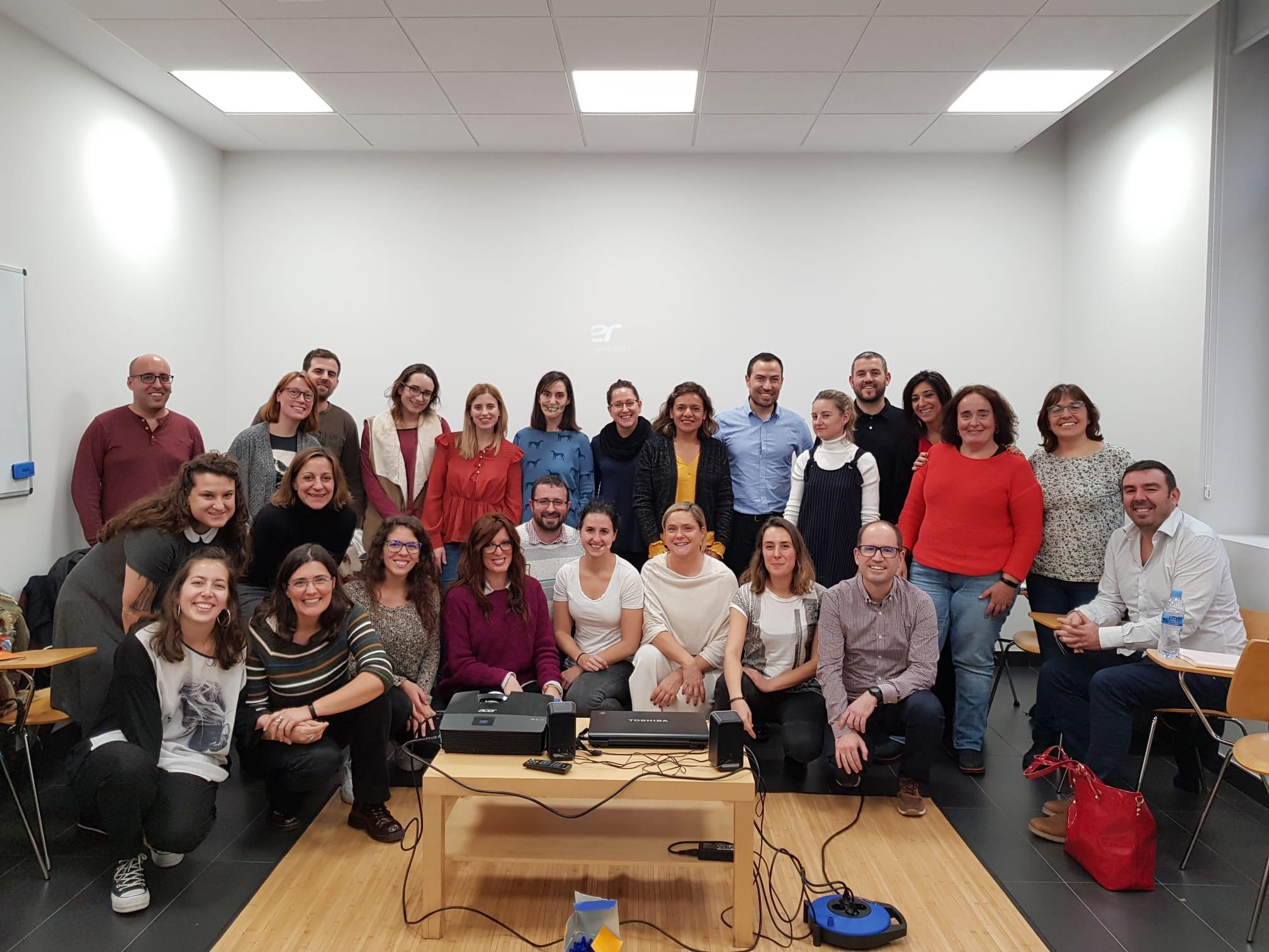 Comienza la formación 'Experto en Intervenciones Grupales y Multifamiliares' en Madrid