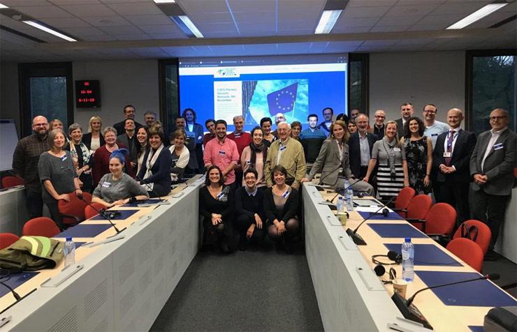 ABD participa en el seminario del Foro de la Sociedad Civil sobre Drogas en el Parlamento Europeo
