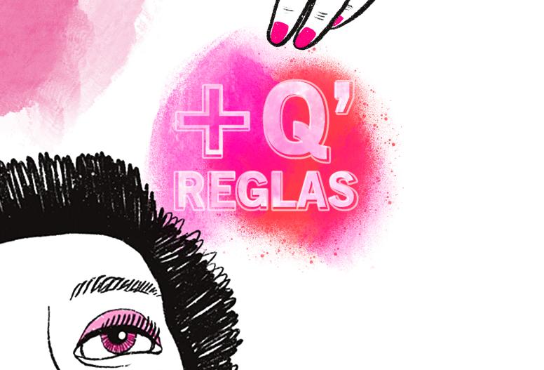 Ven a la presentación de la campaña de Sexus '+Q Reglas' para promover una visión crítica e inclusiva de los ciclos menstruales